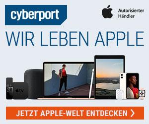 Apple Schnäppchen bei Cyberport